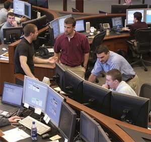 advertising screen web analytics trading