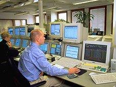 technical trading desk
